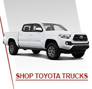 Shop Toyota Trucks in Wyoming at Fremont Motors