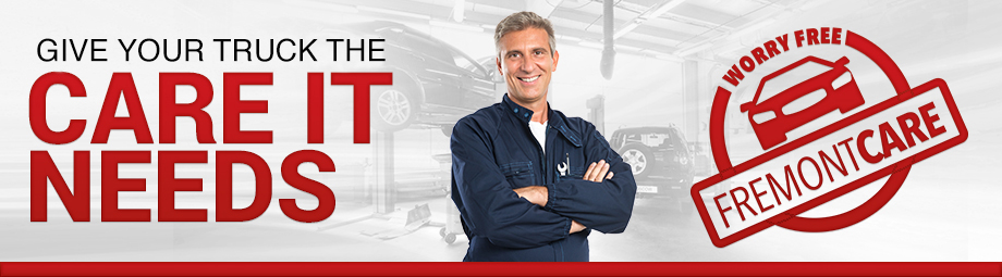 Pre-Owned Truck Maintenance Warranty at Fremont Motor Company in Wyoming