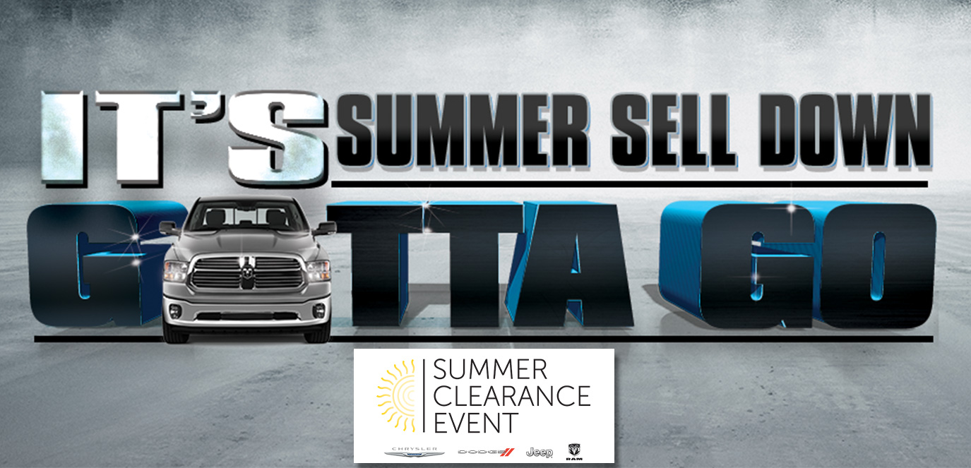 Summer sell down cdjr fremont motor company for Fremont motors rock springs wy