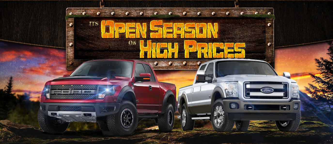 Bag Your Deal And Save On New Trucks-Fremont Ford – Wyoming Nebraska