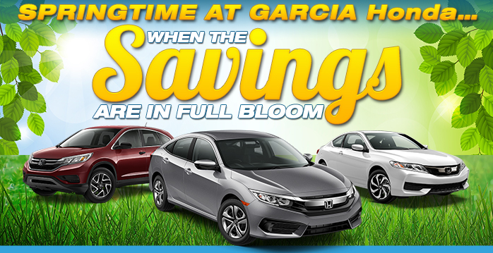 Garcia Honda Albuquerque | New Honda dealership in Albuquerque, NM