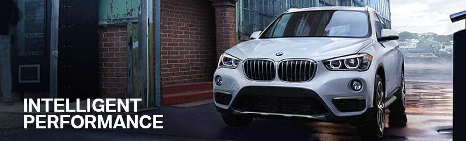 Exterior of the X1 at Hilton Head BMW near Bluffton, SC