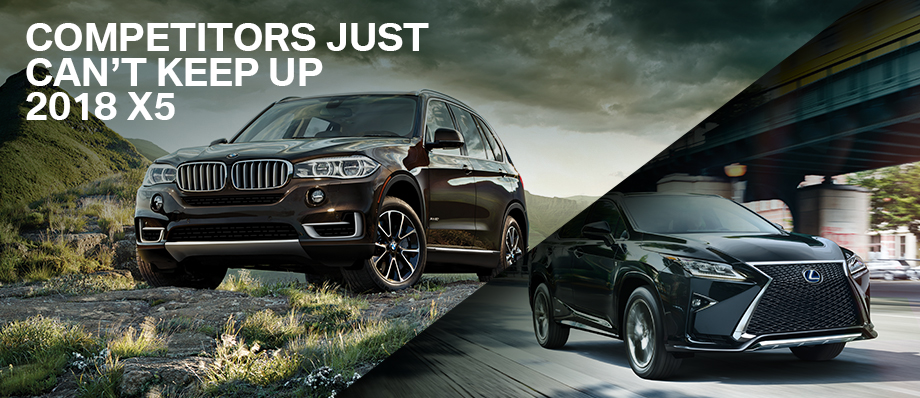 TThe 2018 X5 is available at Hilton Head BMW in Hilton Head, SC