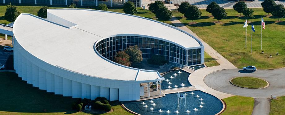 BMW Factory in South Carolina