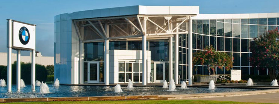 BMW South Carolina plant supplies Hilton Head BMW with vehicles