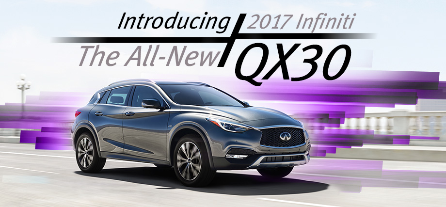 all new 2017 infiniti qx30 infiniti of charlotte matthews north carolina affordable luxury compact crossover