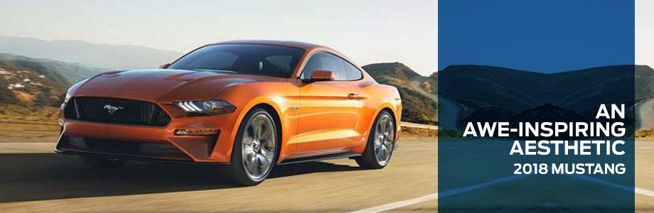 The 2018 Ford Mustang at Jim Tidwell Ford