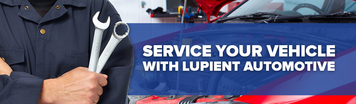 The Lupient Automotive Group service locations