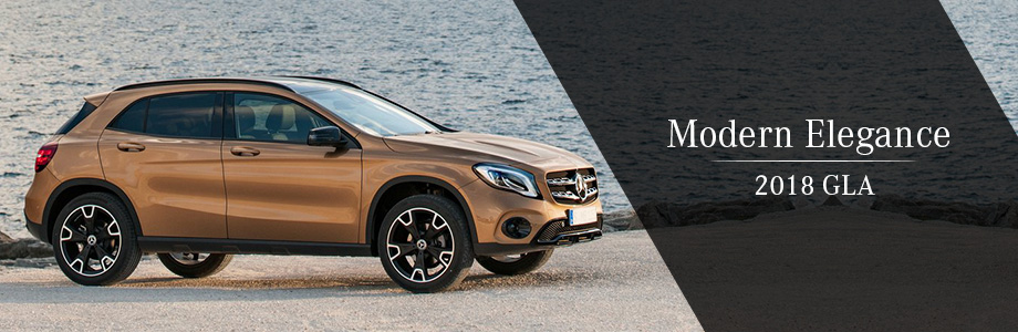 The 2018 Mercedes-Benz GLA is available at Mercedes-Benz of Augusta in Augusta, GA