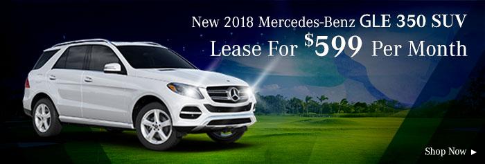2018 Mercedes Benz GLE350 SUV