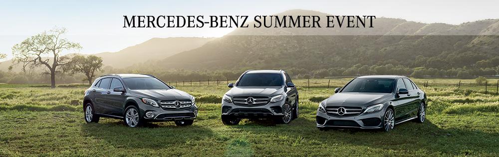 Mercedes-Benz Summer Event