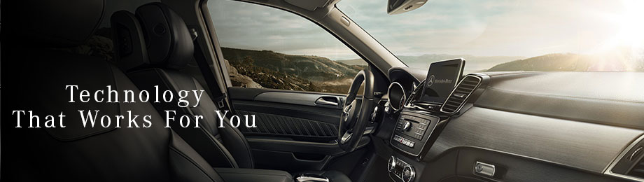 Safety features and interior of the 2018 GLE 350 - available at Mercedes-Benz of Augusta near Aiken and Evans