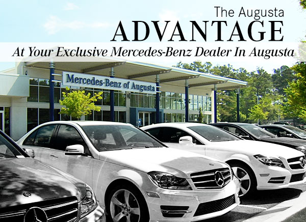 Mercedes-Benz of Autusta Advantage - Come See How Affordable Luxury Can Be.