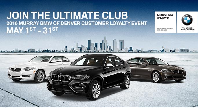 Bmw Of Denver >> Customer Loyalty Event Bmw Of Denver Downtown