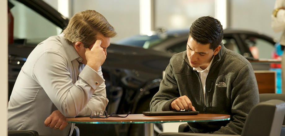 Sell Us Your Car at BMW of Downtown Denver!