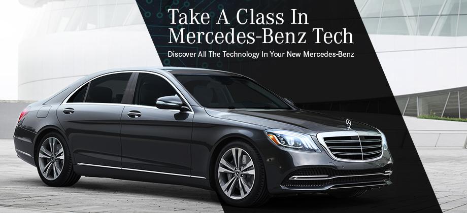 Mercedes-Benz New Owner Orientation