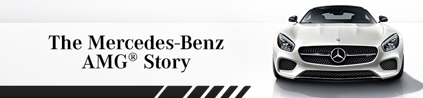 The Mercedes-Benz AMG Story