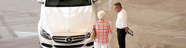 Your New Mercedes-Benz Delivered Right To Your Door
