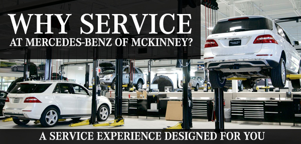 mercedes benz service experience luxury vehicle maintenance  repairs benefits dallas plano fort worth texas mercedes benz of  mckinney