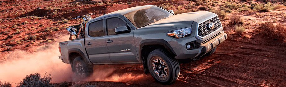 2018 Toyota Tacoma new tech & convenience packages Mountain States Toyota, Denver, Aurora, CO