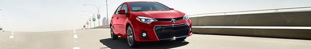 2017 Toyota Corolla Sculpted Aerodynamic Exterior Mountain States Toyota Denver Colorado