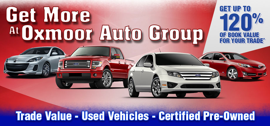 Oxmoor Auto Group Used Pre Owned Get More