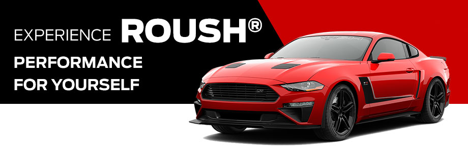 Roush Equipped Vehicles are available at Rivertown Ford near Phenix City, AL
