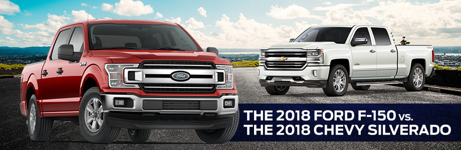 The 2018 Ford F-150 is available at Rivertown Ford in Columbus, GA