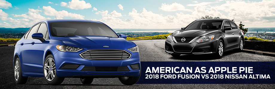 The 2018 Fusion is available at Rivertown Ford in Columbus, GA