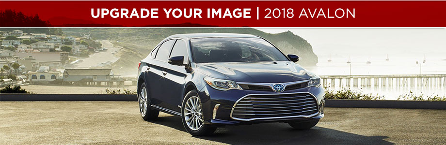 The 2018 Toyota Avalon is available at Rivertown Toyota in Columbus, GA