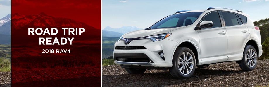 The 2018 Toyota RAV4 is available at Rivertown Toyota in Columbus, GA