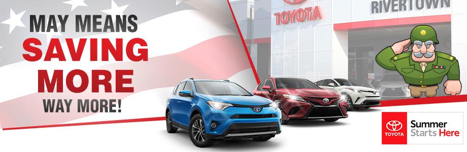The 2018 Toyota Sequoia vs the 2018 Nissan Armada at Rivertown Toyota in Columbus, GA