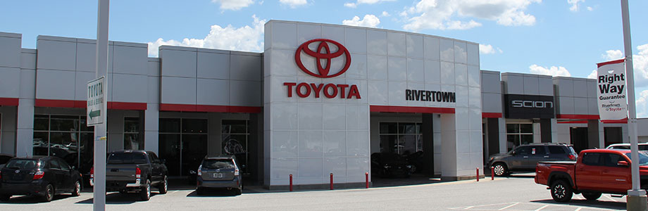 Rivertown Toyota is a new & used car dealership in Columbus, GA