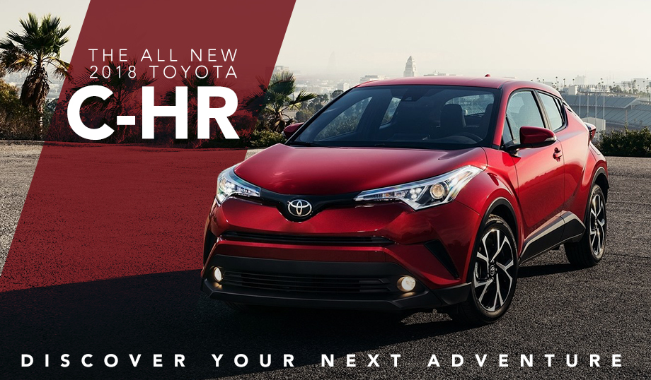 Superior Introducing The 2018 Toyota C HR, The Latest Addition To The Toyota Lineup!  See All The Available Sport And Tech Features In This Surprisingly Powerful  ...