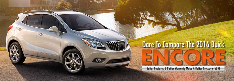 Buy lease 2016 buick encore for less southern buick gmc lynnhaven virginia beach