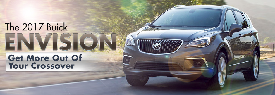 high tech, luxurious, convenient, 2017 Buick Envision