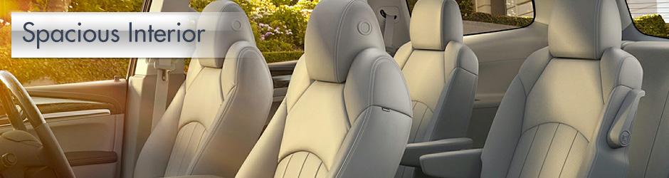 Comfortable spacious 2016 Buick Enclave Southern Buick GMC Lynnhaven Virginia Beach Virginia