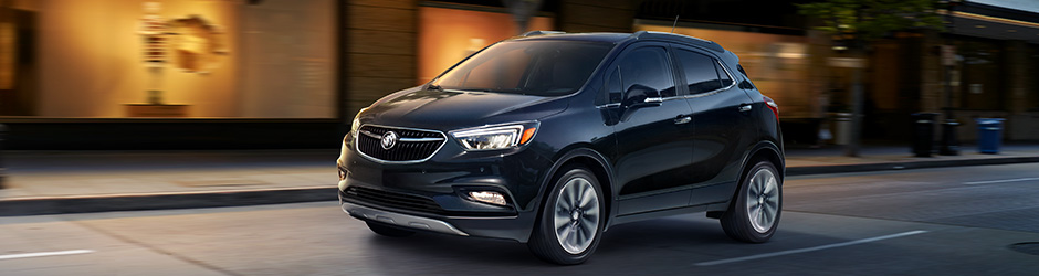 New 2017 Buick Encores From Under $25,000