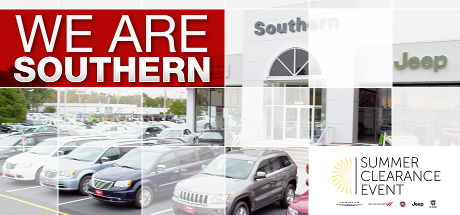 Southern Chrysler Jeep Greenbrier Autos Post