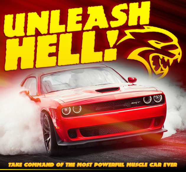 2016 dodge challenger hellcat powerful muscle car southern dodge norfolk va