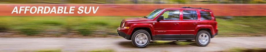 Affordable SUV, 2016 Jeep Patriot, Southern Dodge Chrysler Jeep Ram, Norfolk, VA