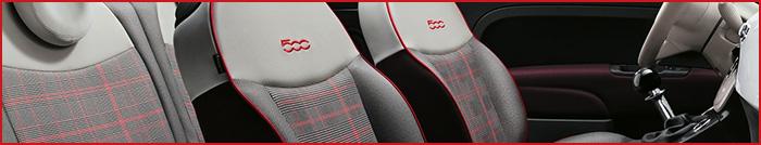 2016 FIAT 500 Stylish Interior, FIAT of Norfolk, Norfolk, VA