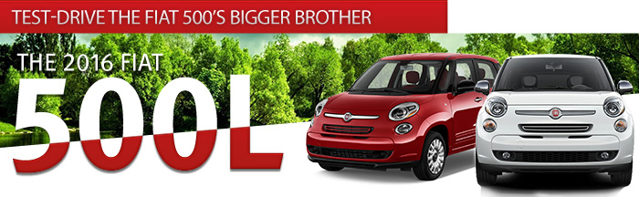 2016 FIAT 500L at Southern Fiat of Norfolk