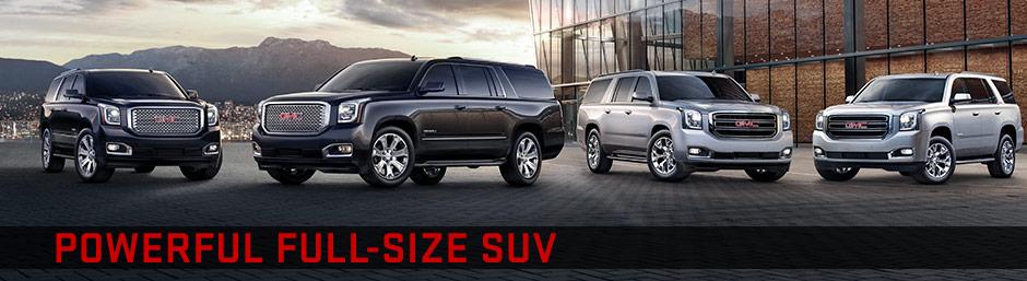 Powerful Full-Size SUV - GMC Yukon - Southern GMC Greenbrier