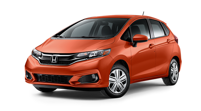 New 2018 Honda Fit LX 5 dr Hatchback Automatic