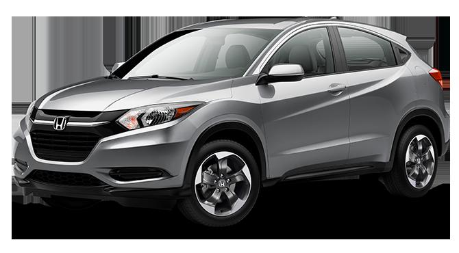New 2018 Honda HR V 5dr Wagon LX 2WD Automatic
