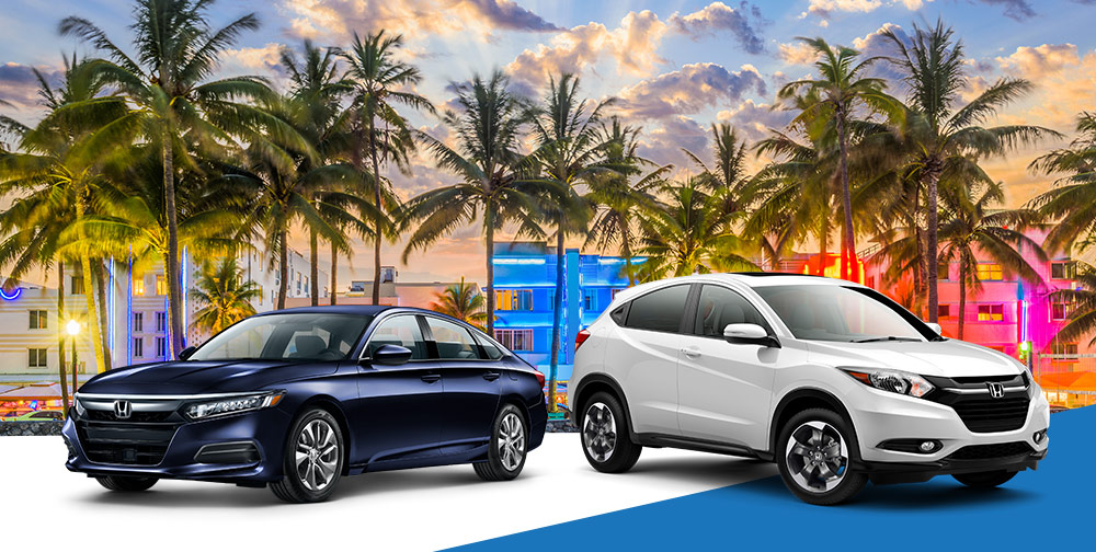 Welcome To South Motors Honda In Miami, FL