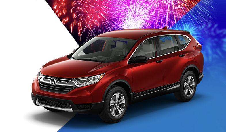 Honda CR-V Lease Offers at South Motors Honda in Miami