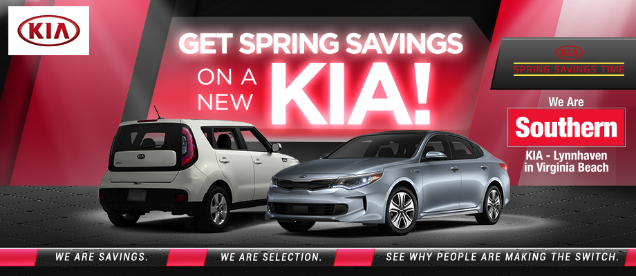 Get Exceptional Kia Savings Throughout March!