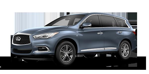New 2018 INFINITI QX60 3.5 AWD